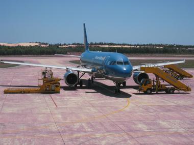 An toàn hàng không và an toàn sân đỗ